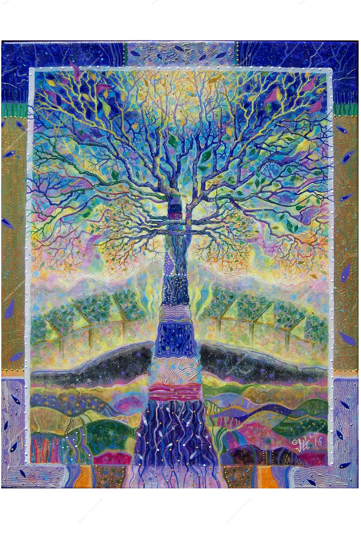 "The tree of Life – Sundance 2016 20""x16"""