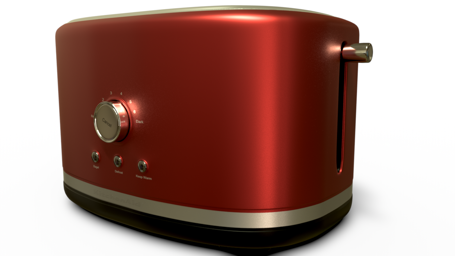 Toaster Render 1