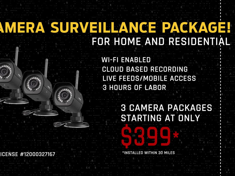 Big Apple Home and Residential Security Spot