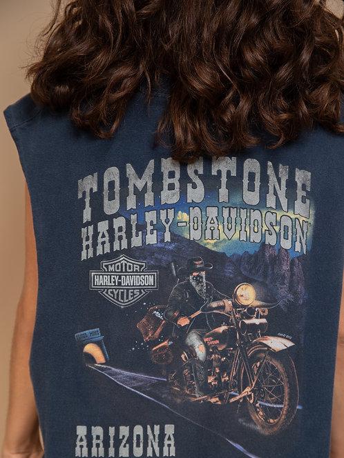 Tombstone, AZ Harley Tank