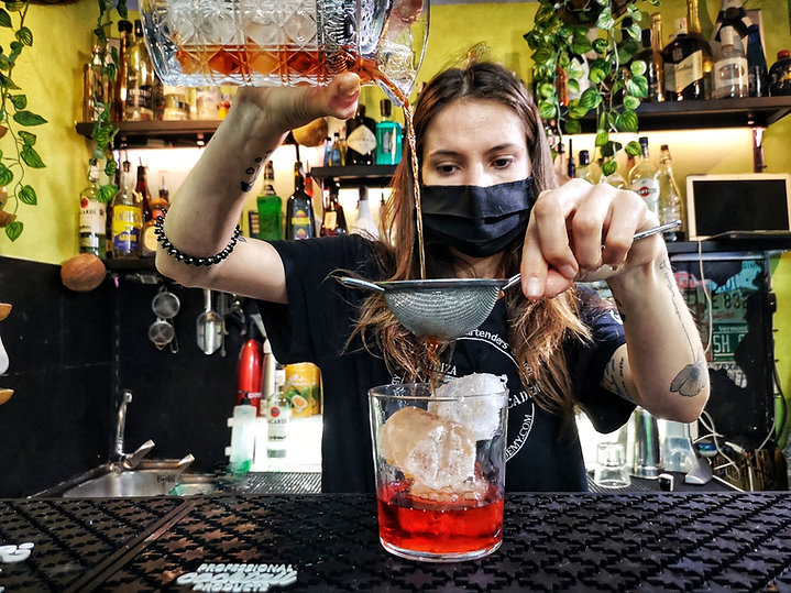 Ibiza Flair Bar academy | Bartending sch