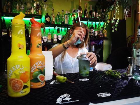 ibiza, cocktails ibiza , ibiza flair bar