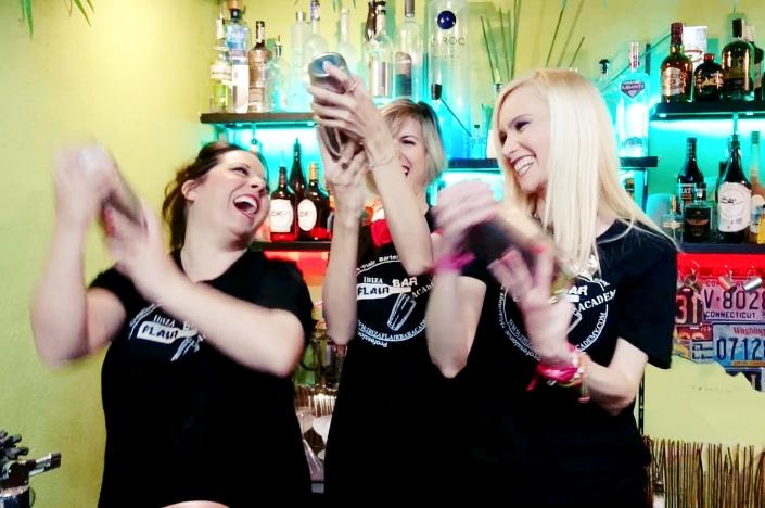 Curso de barman en Ibiza, bartender