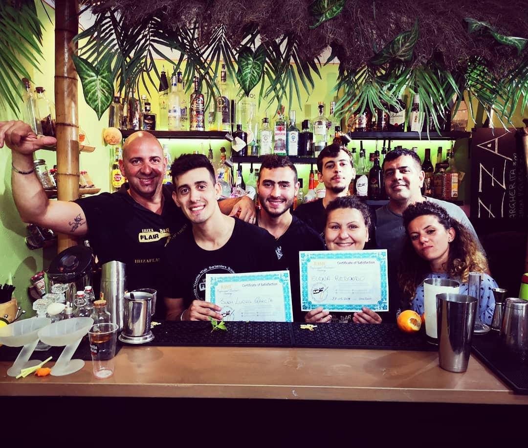 Curso de barman en Ibiza, bary.com 5