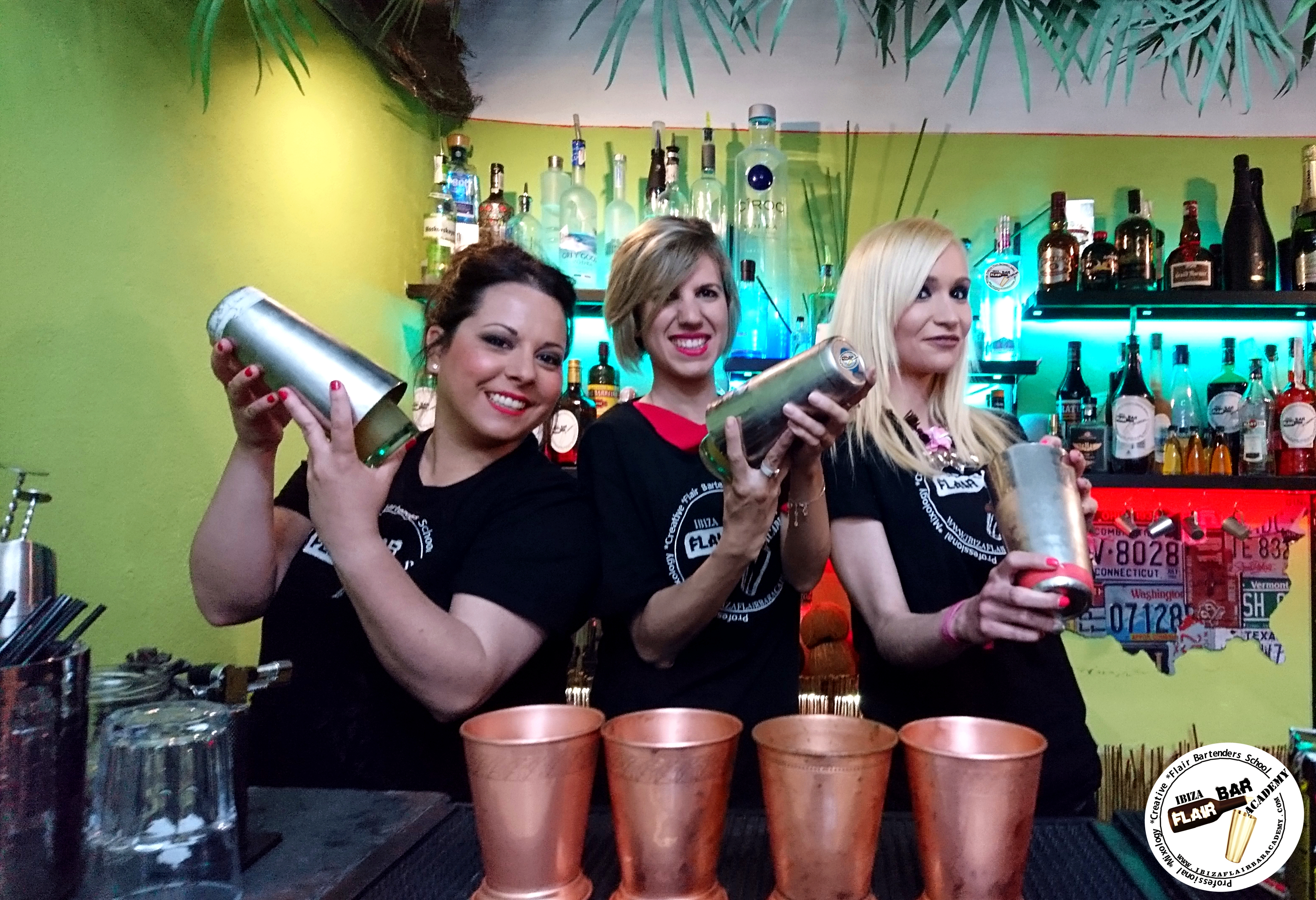 Curso de barman in Ibiza