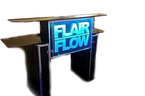 """Flair Bar Trolley pro Led"