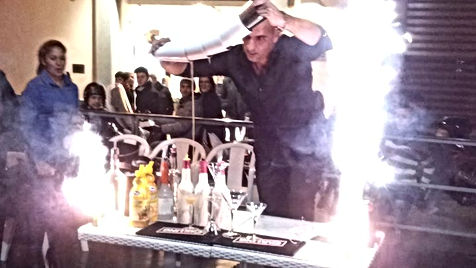 Catering Ibiza, Open bar service, private services in Ibiza Formentera