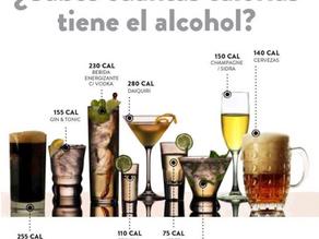 El Alcohol engorda?
