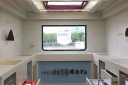 The Mobile Museum Interior September