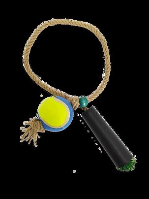 Tenis Toplu Köpek Oyuncağı