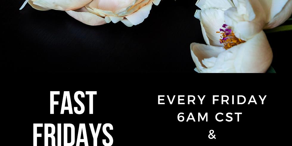 Fast Fridays | Weekly Online Prayer Meeting