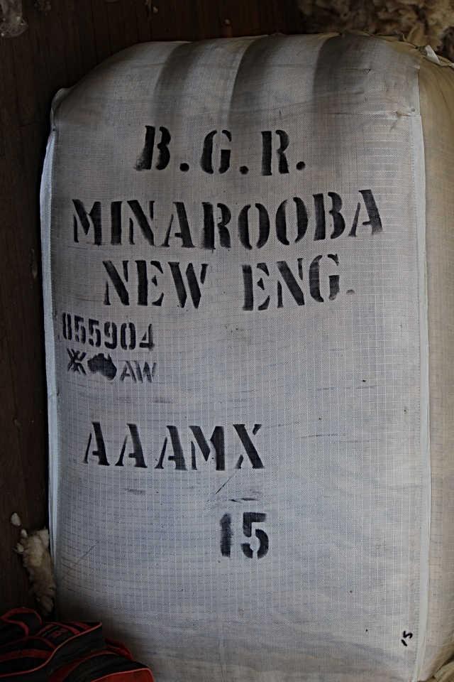 Minarooba wool