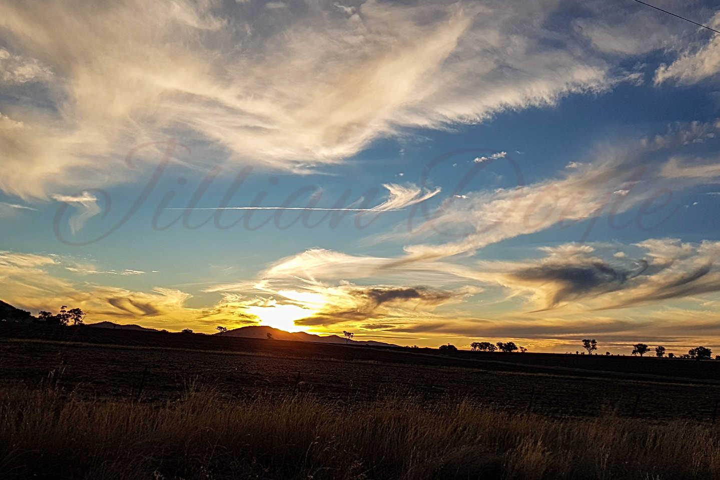 Duri Sunset