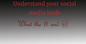 Get to know your basic social media tools