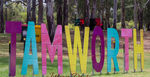 A big January welcome from Tamworth NSW Australia.