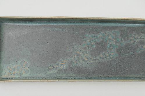 Rectangular tray - (32cm x 12cm x 2.5cm)