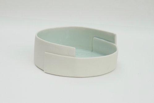 Porcelain dish - 12cm x 4.5cm