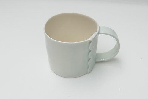 Porcelain mug - 200mls