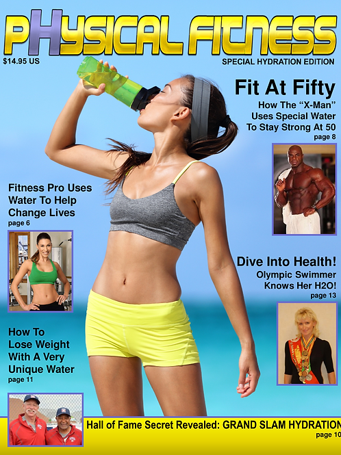 Physical Fitness Magazine 100 Pack