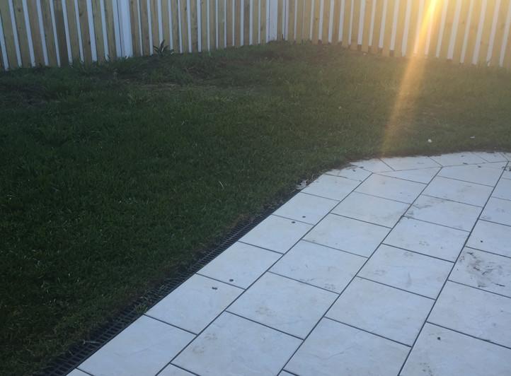Fence Repair and Prep