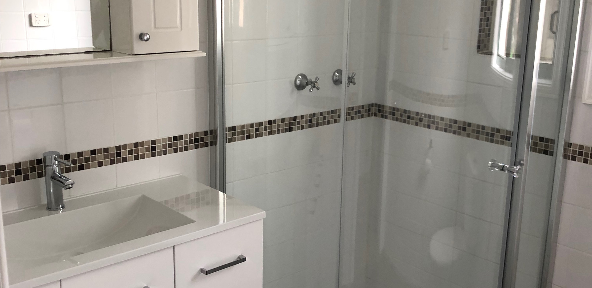 Shower Screen Repair