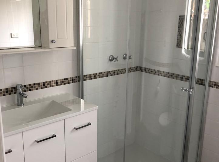 Shower Screen Repair
