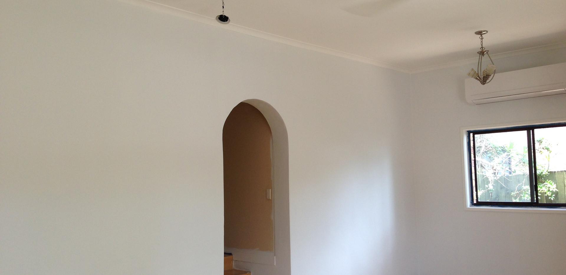 Wall Repair and Painting