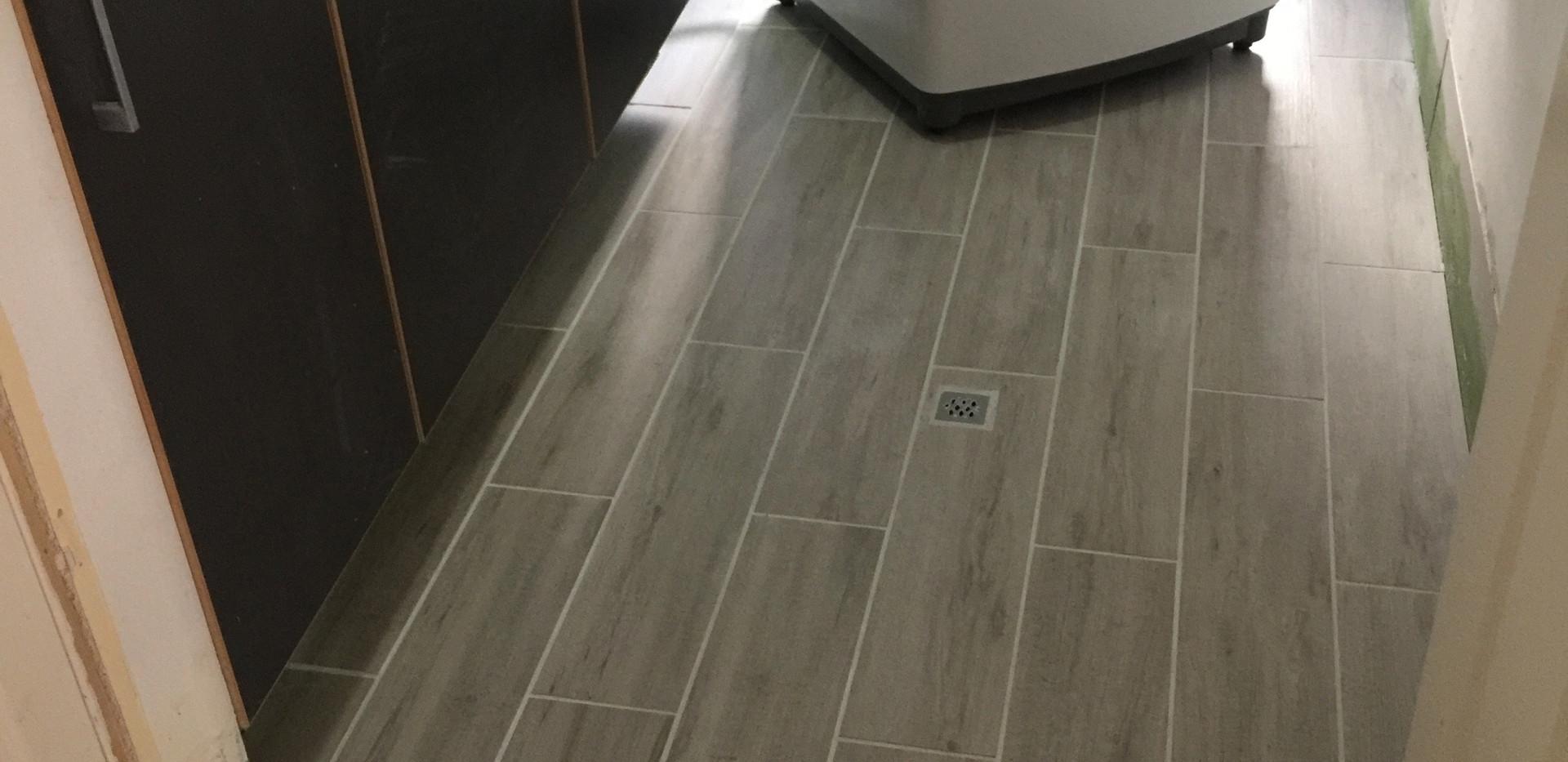 Laundry Tiling