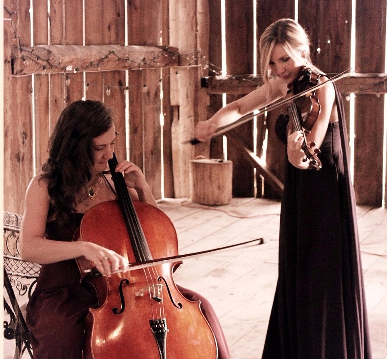 Violin Cello Wedding Music Toronto