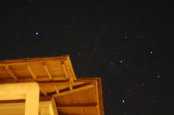 발리 하늘의 별들