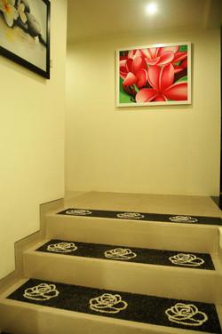 Stairway to 3rd Floor