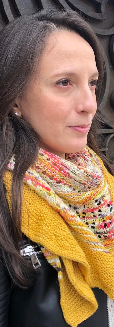 paquetá shawl