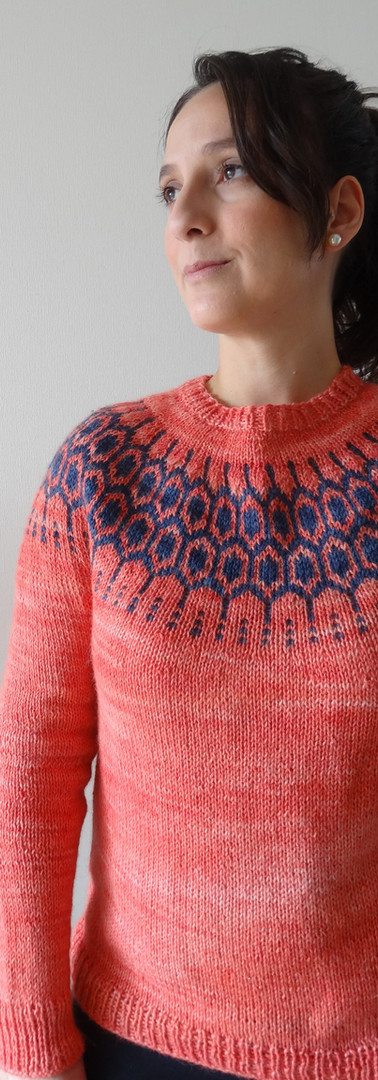 miel sweater