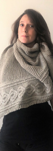 itaúnas shawl