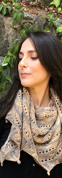 take your vitamins shawl