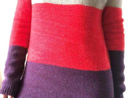 trio sweater