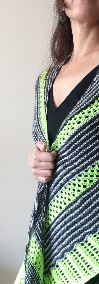 splitz shawl
