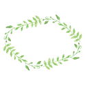 植物の花輪4