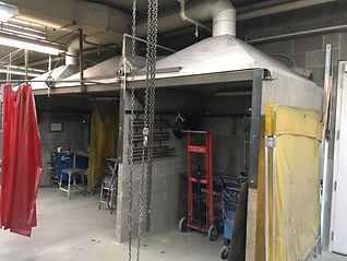 EOU Loso Hall Exhaust System Improvements