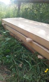 3 Inch Oak Planks