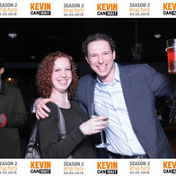 Kevin Can Wait Wrap Party