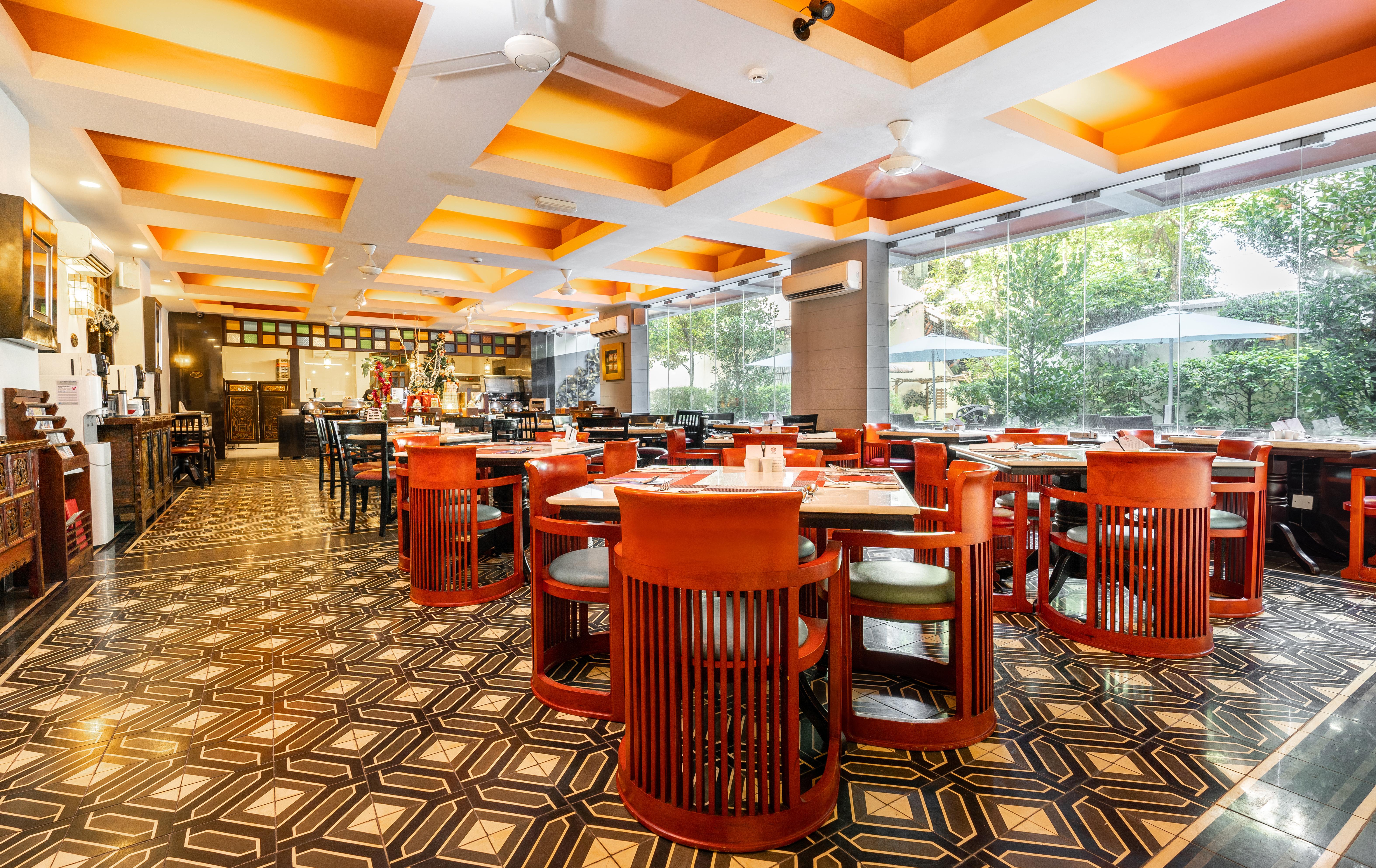 Hotel Penaga - The Cinnamon Restaurant