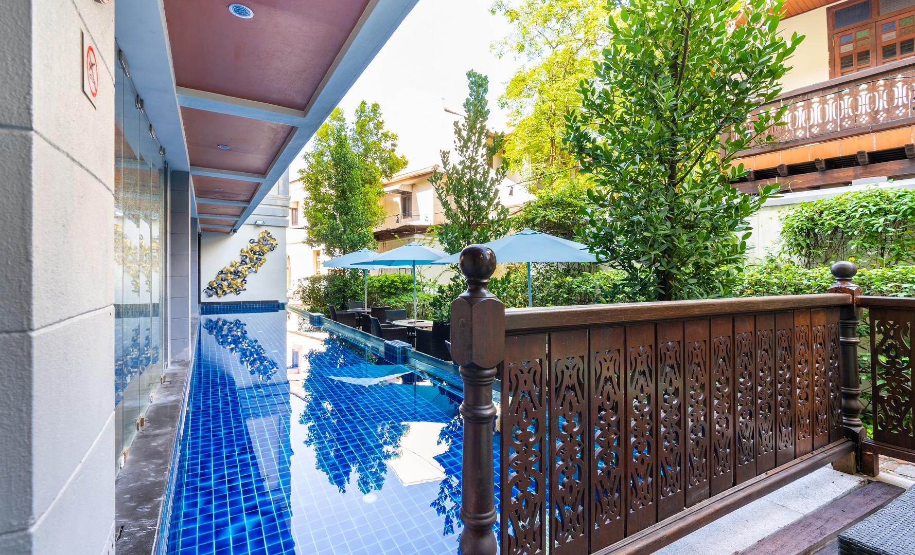Hotel Penaga - Lap Pool (2)