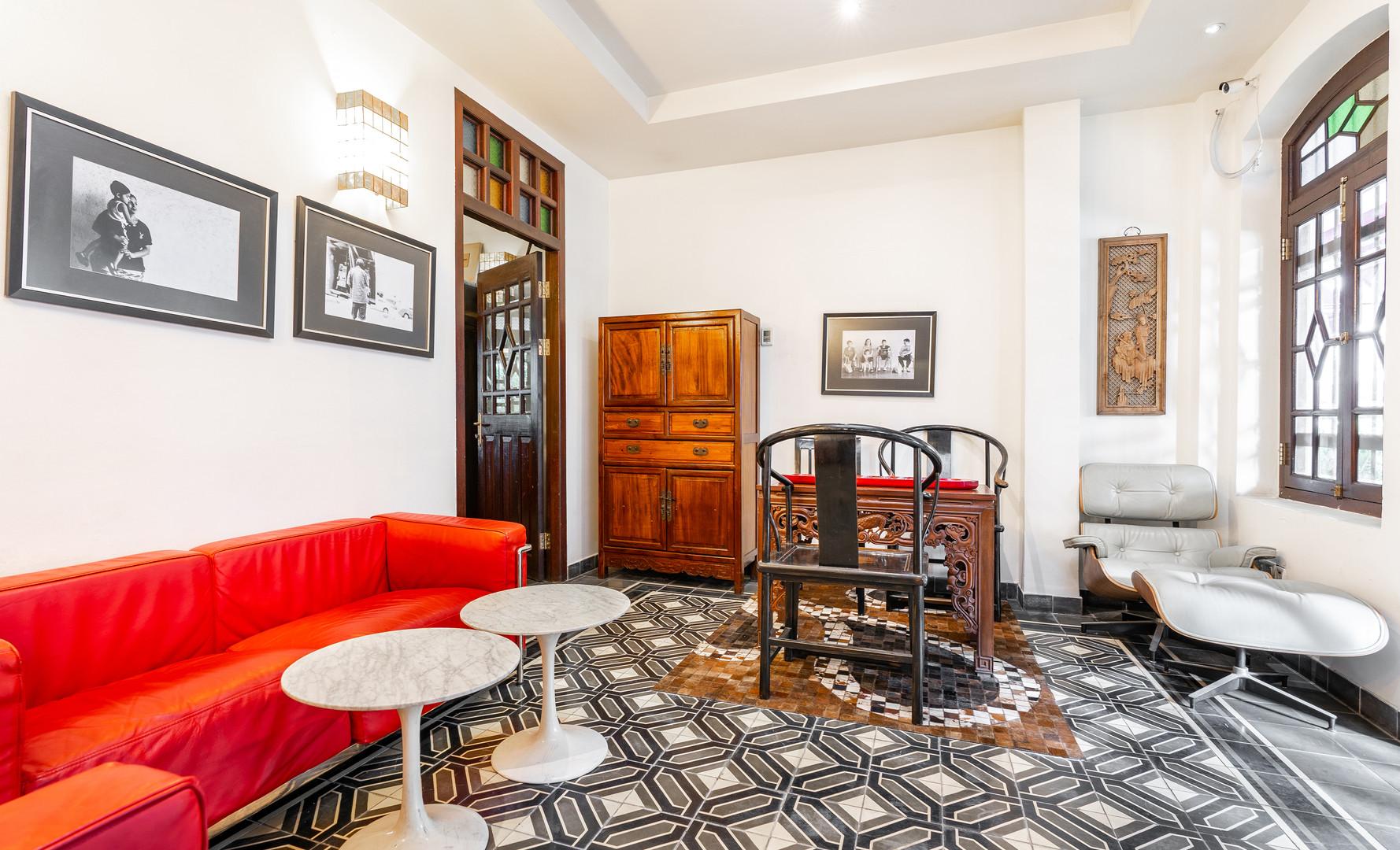 Hotel Penaga - Guest Lounge (1)