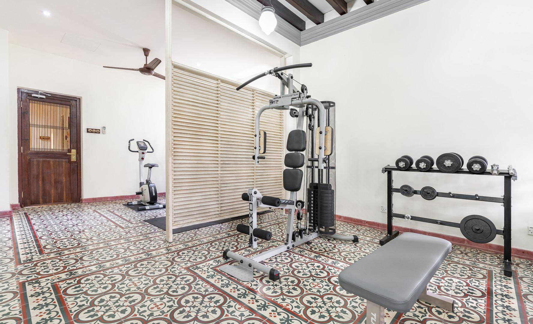 Hotel Penaga - Fitness (1)