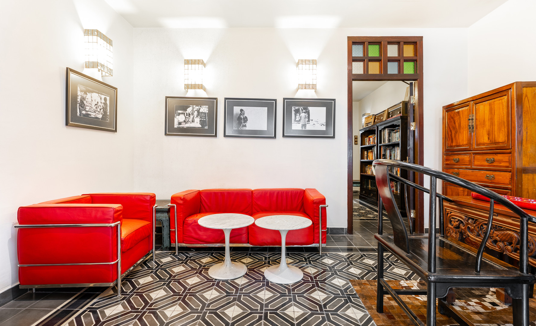 Hotel Penaga - Guest Lounge (2)