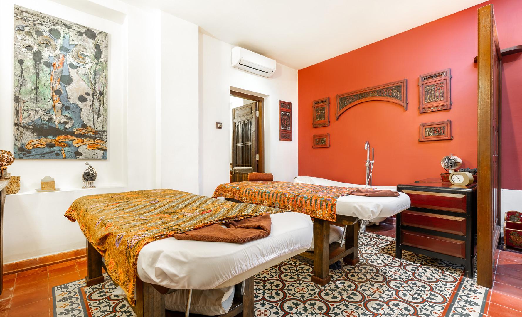Hotel Penaga - Penaga Spa Couple Treatment Room (1)