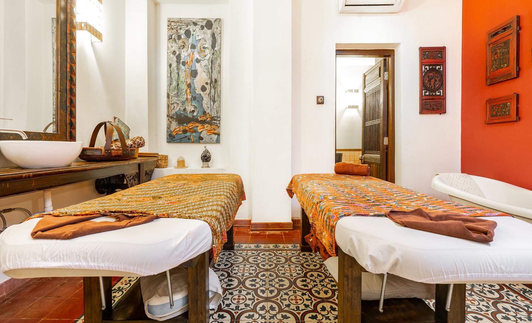 Hotel Penaga - Penaga Spa Couple Treatment Room (2)