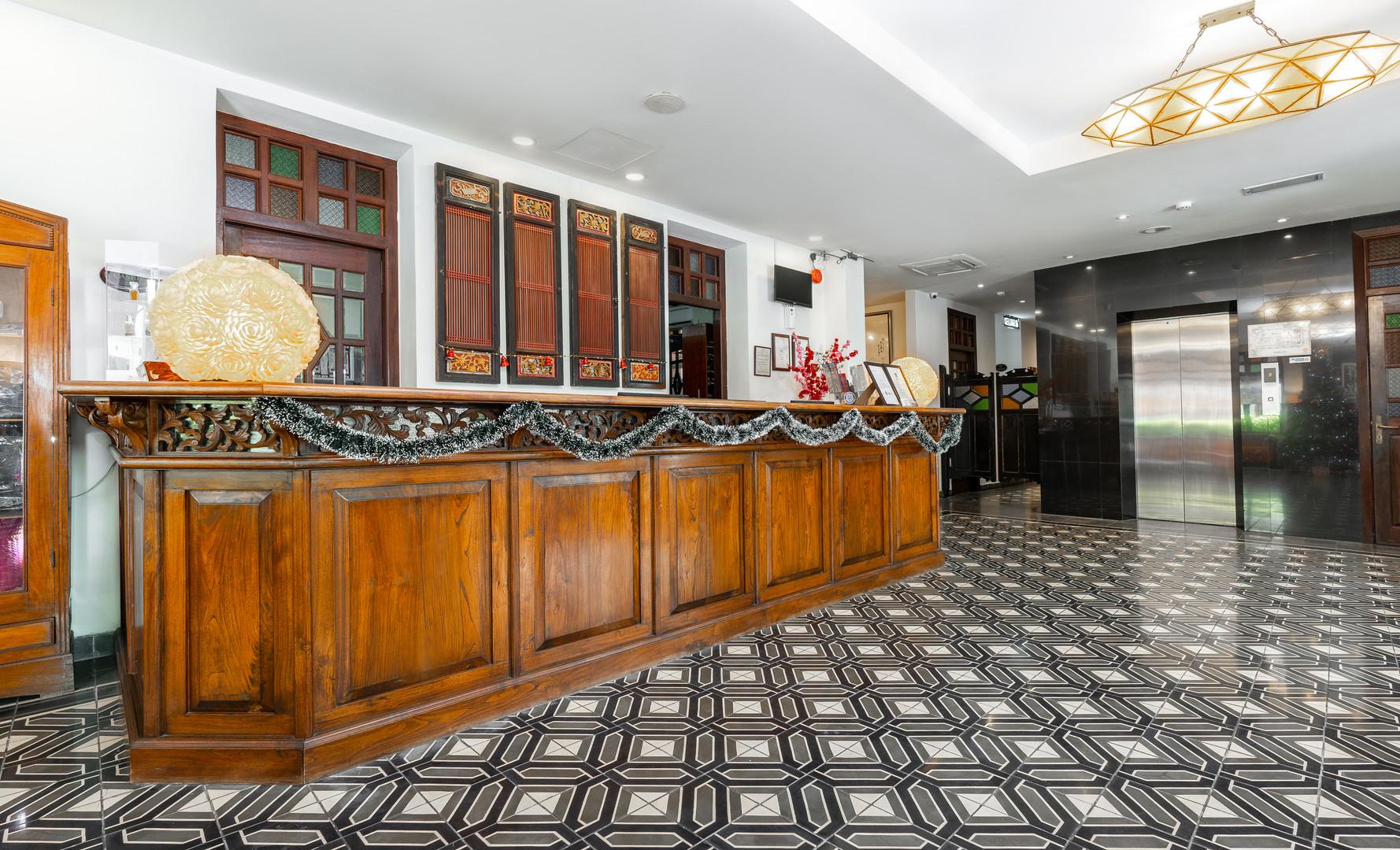 Hotel Penaga - Lobby Area (3)