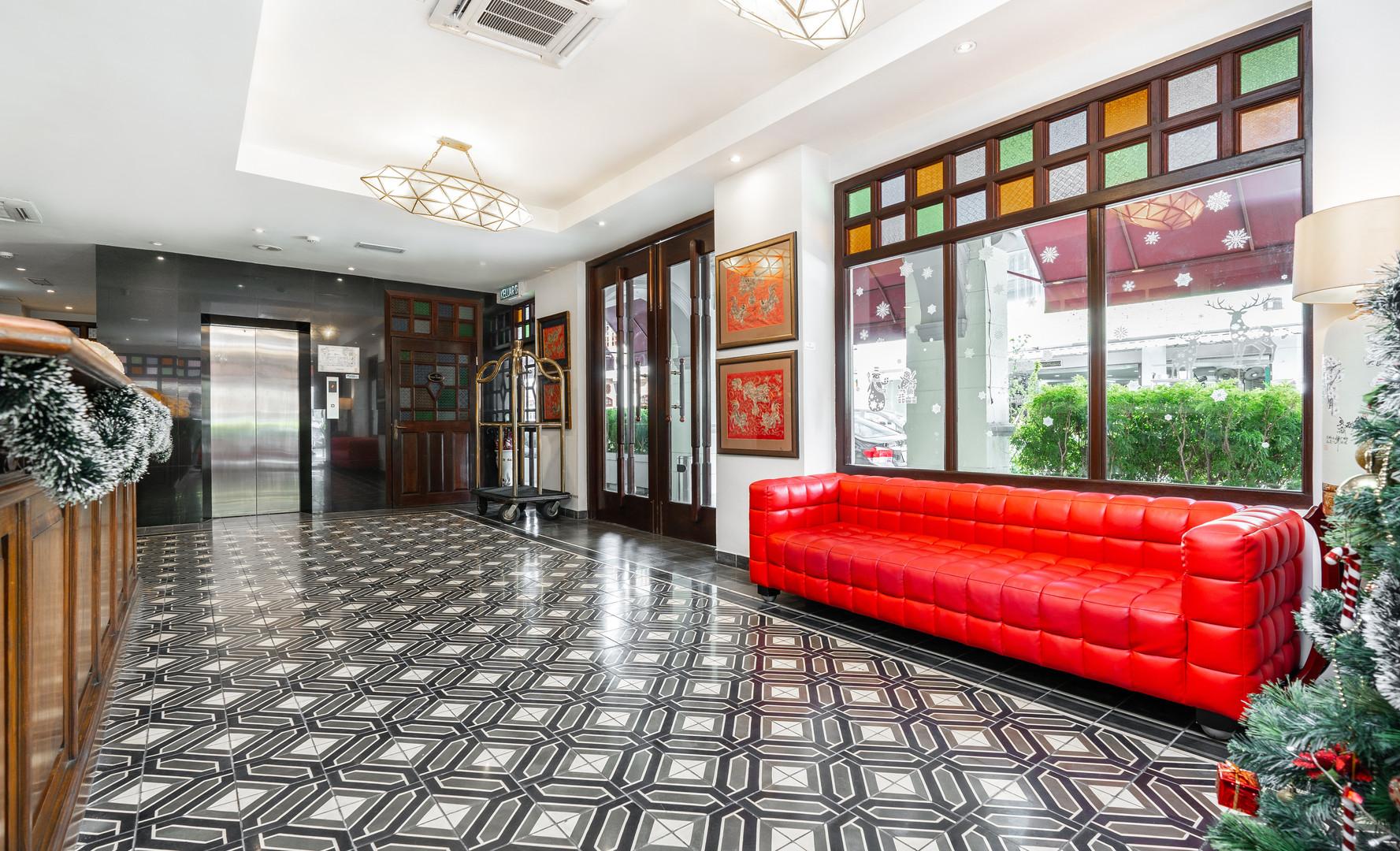 Hotel Penaga - Lobby Area (2)